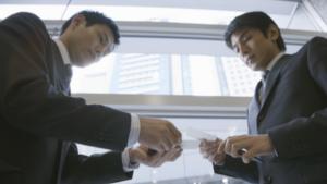 営業知識と営業スキル